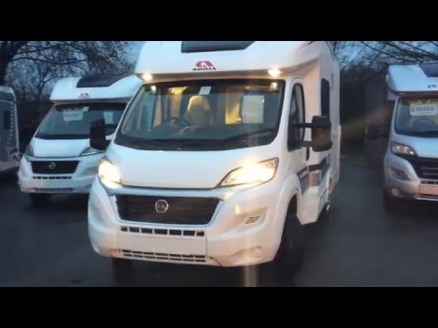Adria Matrix Axess M590SG Motorhome Tour