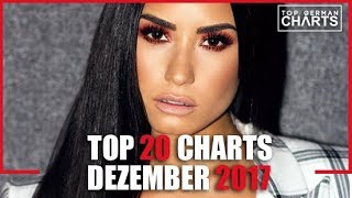 TOP 20 SINGLE CHARTS - DEZEMBER 2017 2017 Video