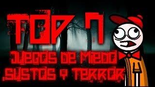 TOP 7 juegos de terror ,miedo y sustos para PC (Bajos Requisitos) (+ links de descarga)