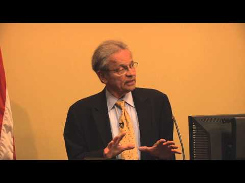 Dr. Melvin Goodman: Presidents and the CIA: From Truman to Obama