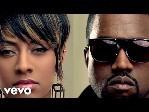Keri Hilsonft. Kanye West, Ne-Yo - Knock You Down (Official