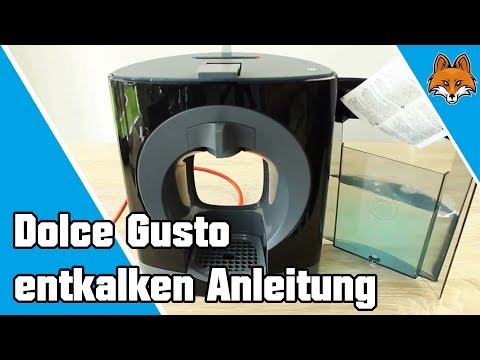 dolce gusto entkalken so wird s gemacht youtube. Black Bedroom Furniture Sets. Home Design Ideas