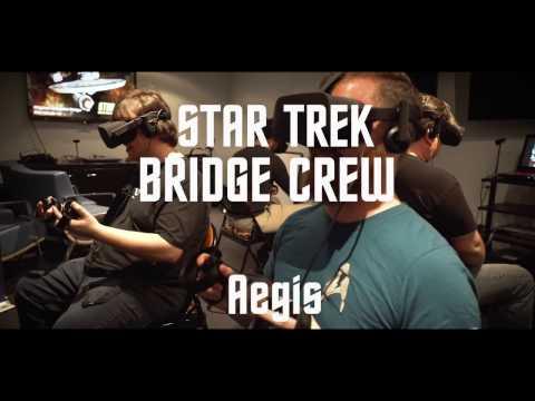 Star Trek: Bridge Crew Full Aegis Mission Gameplay (Red Storm/Ubisoft) – PSVR, Rift, Vive