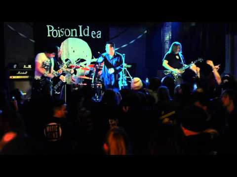 Poison Idea-Plastic Bomb- Live at Ash Street Saloon
