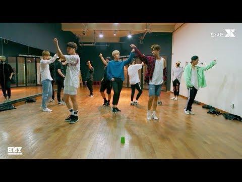 KNK (크나큰) - 비 (Rain) Dance Practice (Mirrored)