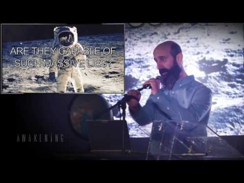 New Flat Earth Video   live presentation at the Ufo Awakening Conference 2017