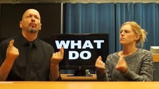 American Sign Language (ASL) Lesson 16