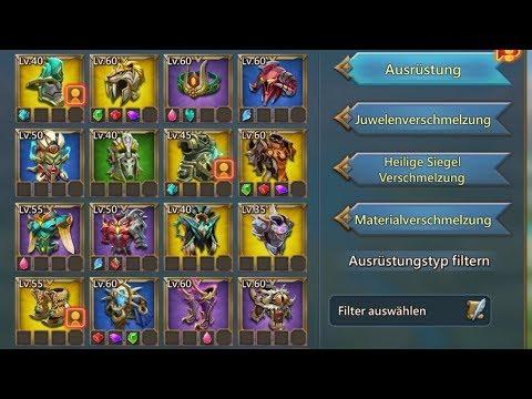 Lords Mobile Deutsch #278 [Dein Individuell Bestes Angriffsset! 8 Schritte Zum Perfekten Set!]