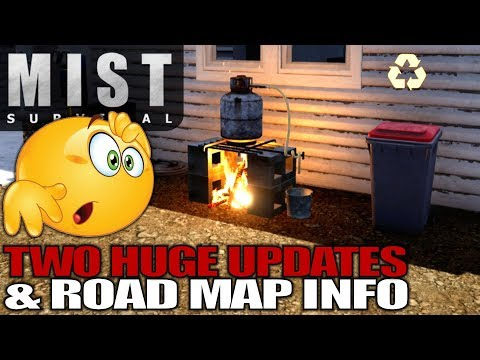 TWO HUGE UPDATES & ROAD MAP INFO | Mist Survival | Let's Play Gameplay | S01E27