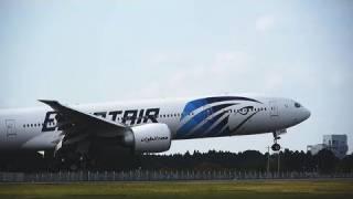 <EgyptAir>エジプト航空 成田空港