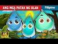 ang mga patak ng ulan the raindrops story filipino fairy tales