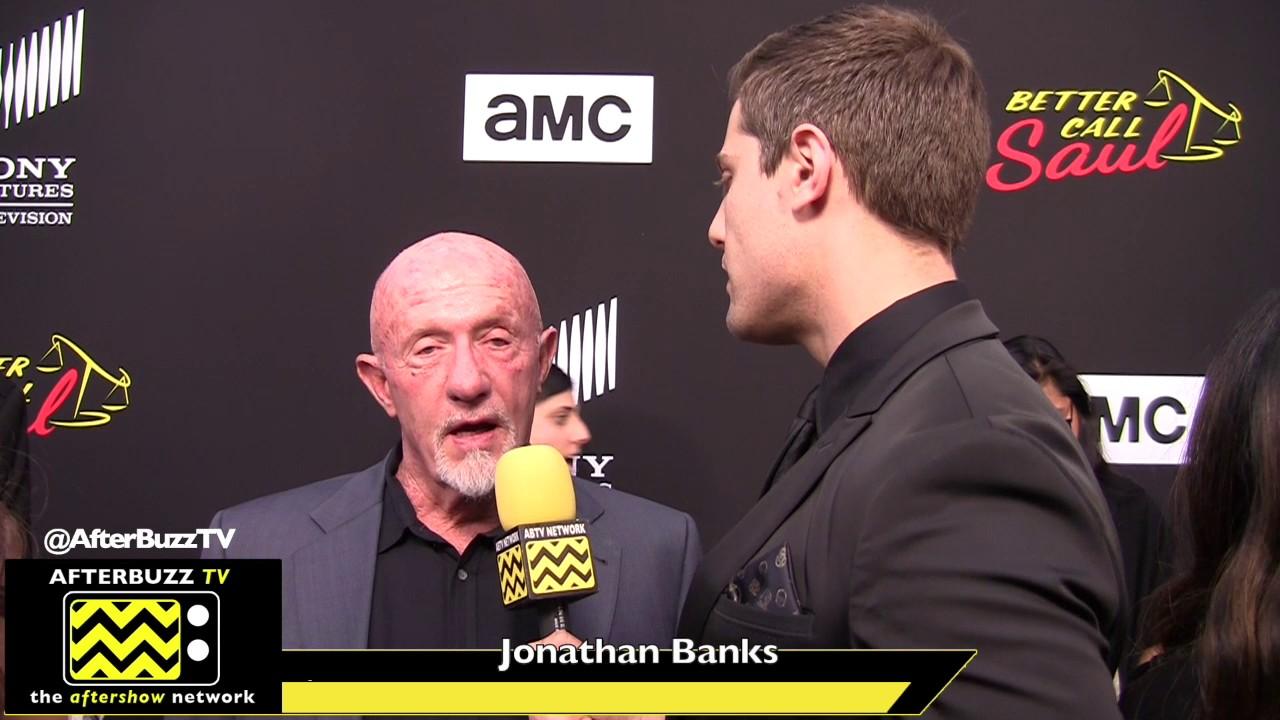 jonathan banks interview season 3 premiere better call saul jonathan banks interview season 3 premiere better call saul