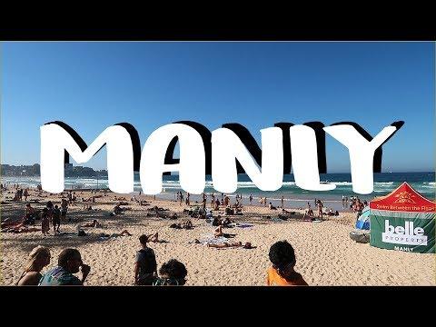 EXPLORE ft Manly Beach, SYD, AUS