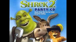 Shrek 2 Party CD - I