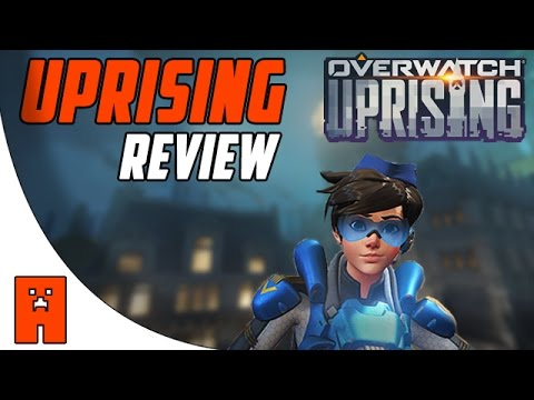 UPRISING PVE REVIEW! - Overwatch