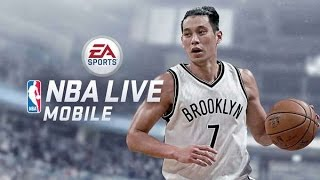 NBA Live Mobile ASIA!! Pack Opening & More!!! Clutch Pull!!!!!