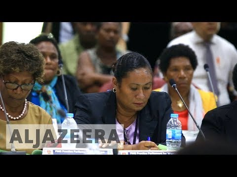 Papua New Guinea election sees more women running than ever