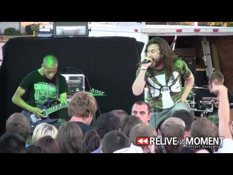2013.07.24 Veil of Maya - 20/200 & Divide Paths (Live in Chicago, IL)