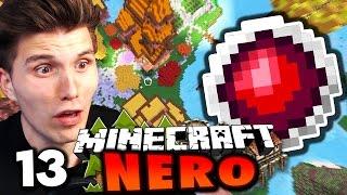 DIESER SPRUNG KÖNNTE TÖDLICH SEIN & REALMSTONE FARMING ✪ Minecraft NERO #13 | Paluten