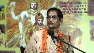 04 of 04 Drona Parvam of Mahabharatam at Undrajavaram by Kadimilla Varaprasad(Episode 35)