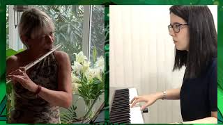 Coro Haydéa Moraes -Tu somente és Deus (online)