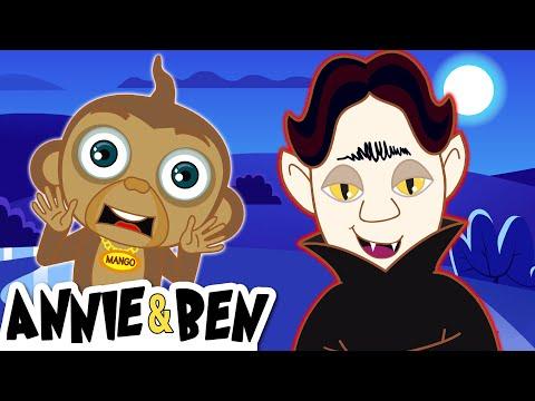 Adventures Of Annie & Ben | Vampire Party At Transylvania | Fun Cartoon Episodes For Children