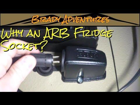 why an arb threaded socket for your overland fridge install?