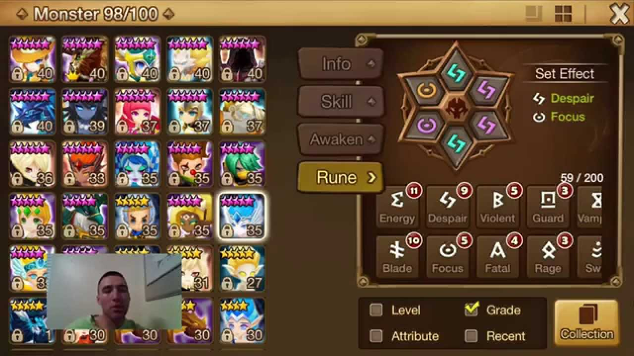 Guide for summoners war | 1mobile. Com.