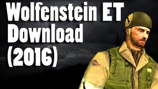 Wolfenstein Enemy Territory - How to Install [FREE DOWNLOAD] (2016) HD 1080p [Like and share!]