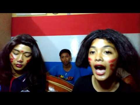 Cover malamjumat pmr KINTAAN MARY feat ganni BERLIN