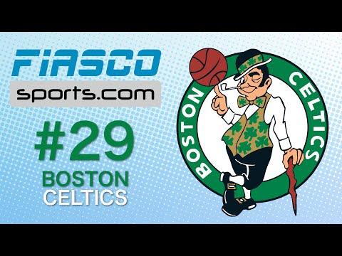 Fiasco Sports 2014/15 NBA Season Preview: Boston Celtics - Rank #29