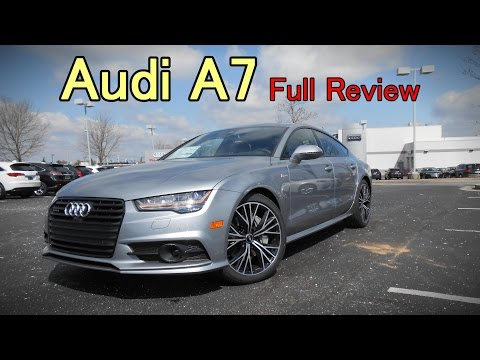 2017 Audi A7: Full Review | Competition, Prestige & Premium Plus
