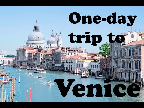 Venice trip youtube
