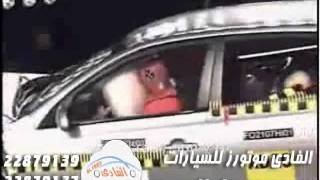 CRASH TEST Hyundai i30.هيونداى I30cw