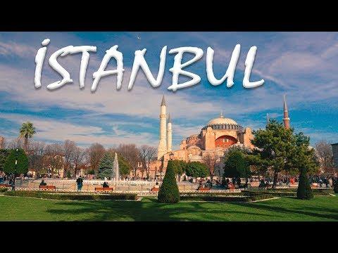 İstanbul Timelapse + Drone Video Hava Çekimi 2017 / Yürüyen Kamera