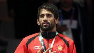 Wrestler Bajrang Punia wins first Asian Games gold for India