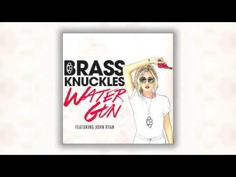 Brass Knuckles feat. John Ryan - Water Gun (Cover Art)