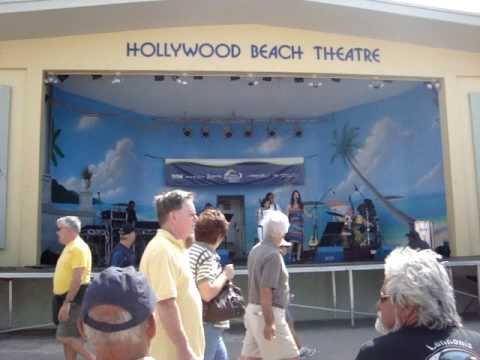 Bossa Nova in Hollywood, FL - Brasil on the Beach Part 1