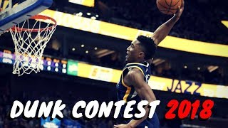 Why Donovan Mitchell CAN TAKE OVER The Dunk Contest!!
