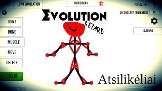 Evolution - Atsilikėliai!