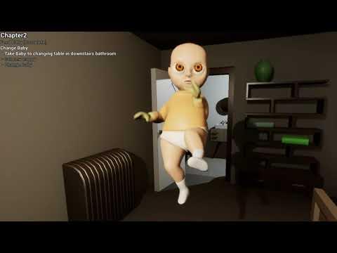 Ребёнок из ада The baby in yellow