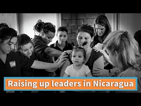Hi from Nicaragua!! Let's talk about kids and raising up true leaders!