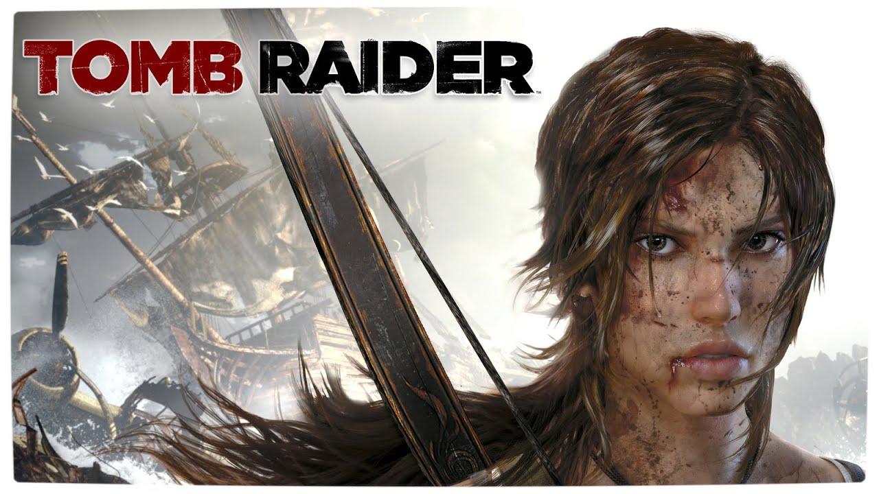 Tomb Raider 2013 Game The Movie Youtube