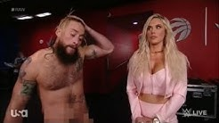 Enzo Amore is naked in Front of Lana ! WWE Monday Night Raw 22 November 2016