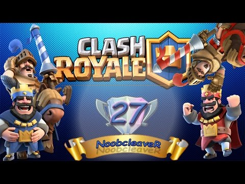 Clash Royale Еп.27 Падна ни се Magical Chest + Electro Wizzard FeelsBadMan