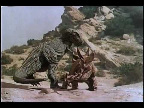 Alien Tyrannosaurus