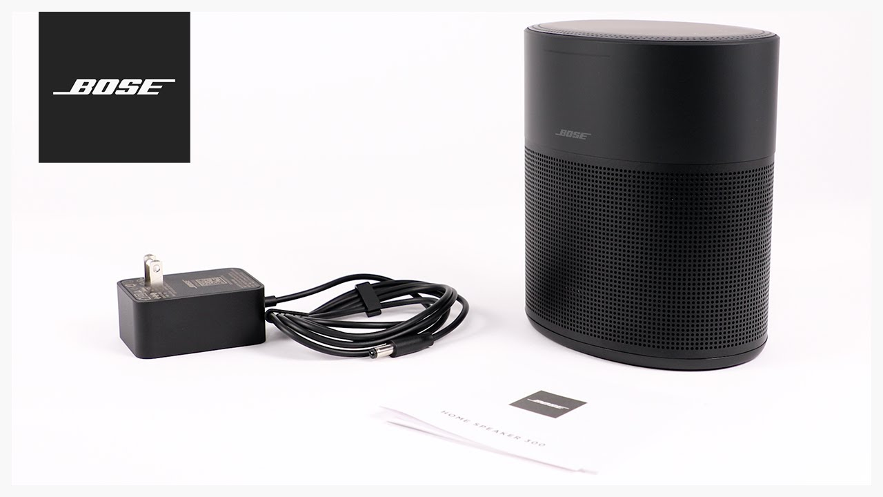 Обзор аудиосистемы Bose Home Speaker 300 — Wylsacom