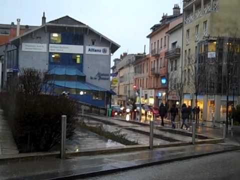 La Photo qui Bouge/ Oyonnax (01) Centre ville 16-01-15 17:18