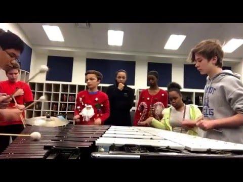 Gravity Falls-Percussion Ensemble