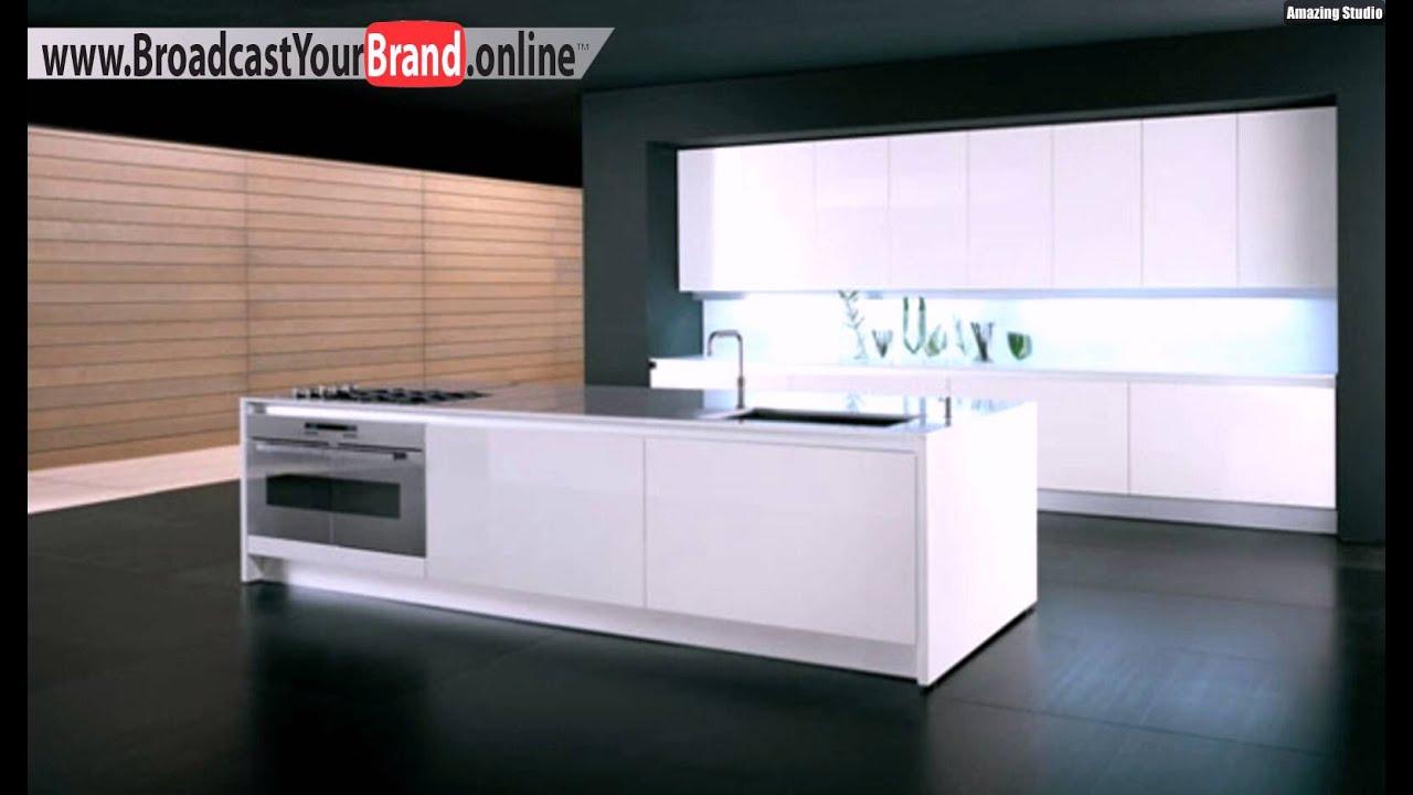 Praktische Kücheninsel - YouTube